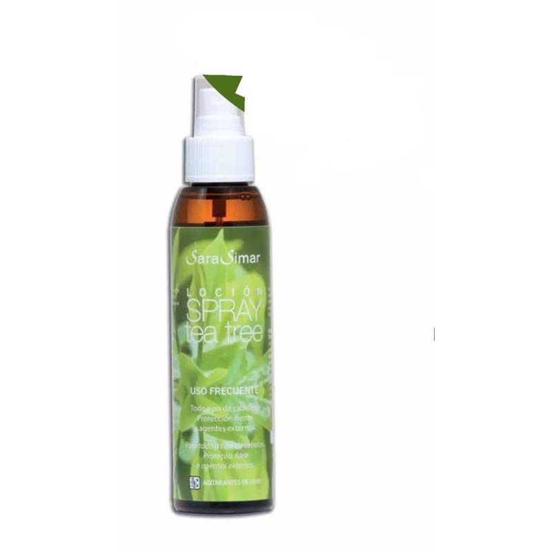 SARA SIMAR Loción spray árbol del té 125 ml