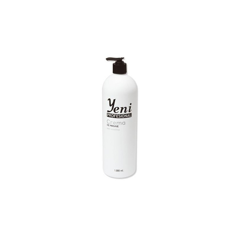 YENI Crema de masaje 1000 ml