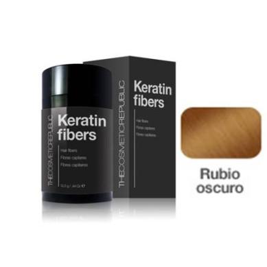 THECOSMETICREPUBLIC KERATIN FIBERS FIbras capilares color rubio oscuro 12,5 g