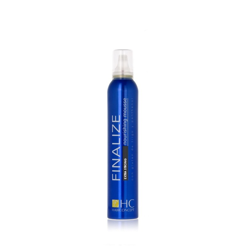HC Hairconcept Finalize nourising mousse extra strong 300 ml