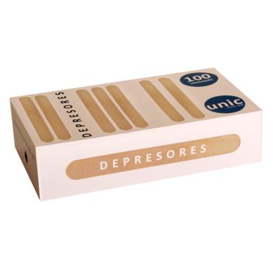 DEPRESORES UNIC (100 unid.)