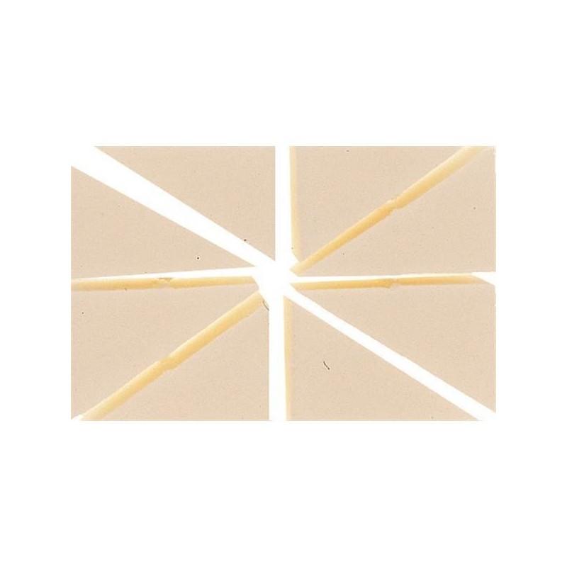 FAMA FABRE Esponja triangular de látex divisible