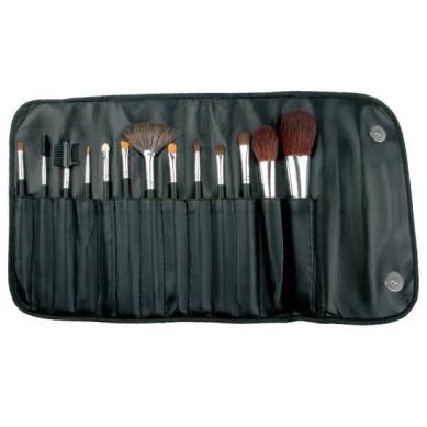 HYSOKI Manta kit de 13 pinceles de maquillaje