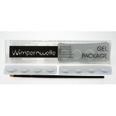 Wimpernwelle Permanente de pestañas 24 monodosis + pincel