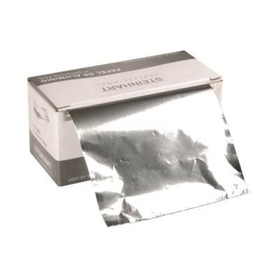 STEINHART Papel de aluminio especial mechas y tinte 11,75 cm x 100 m