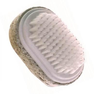 Piedra pomez natural ovalada