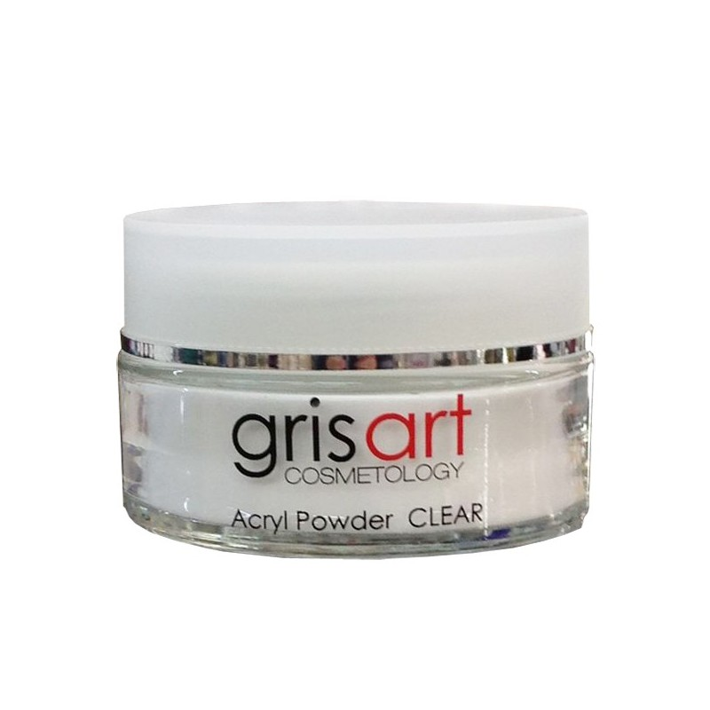 GRISART Acryl powder CLEAR 72 g