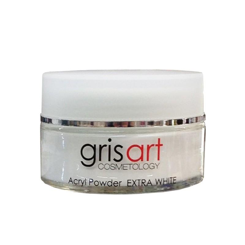 GRISART Acryl powder EXTRA WHITE 72 g