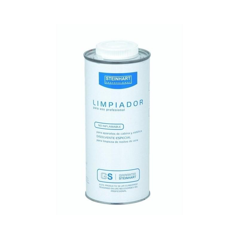 STEINHART Limpiador disolvente de cera depilatoria para maquinas 500 ml
