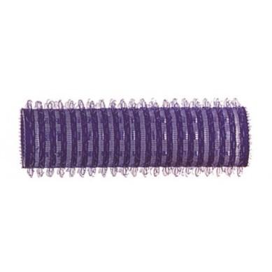 Rulo de velcro 16 mm azul (12 pcs)