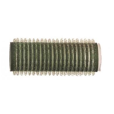 Rulo de velcro 21 mm verde (12 pcs)
