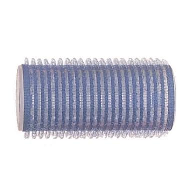 Rulo de velcro 27 mm azul (12 pcs)