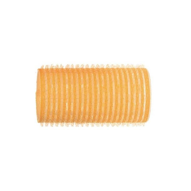 Rulo de velcro 32 mm amarillo (12 pcs)