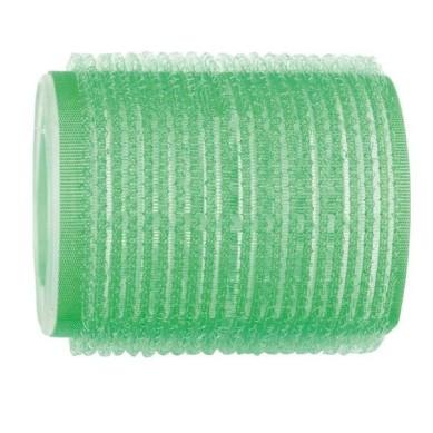 Rulo de velcro 61 mm verde (6 pcs)