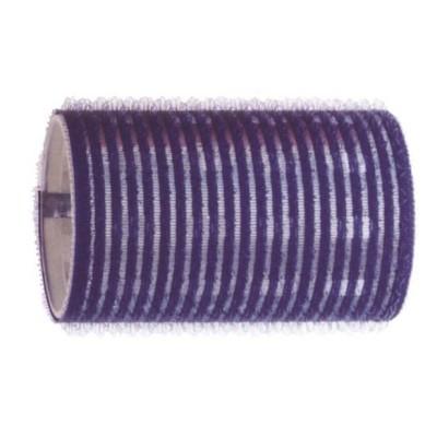 Rulo de velcro 41 mm azul (12 pcs)