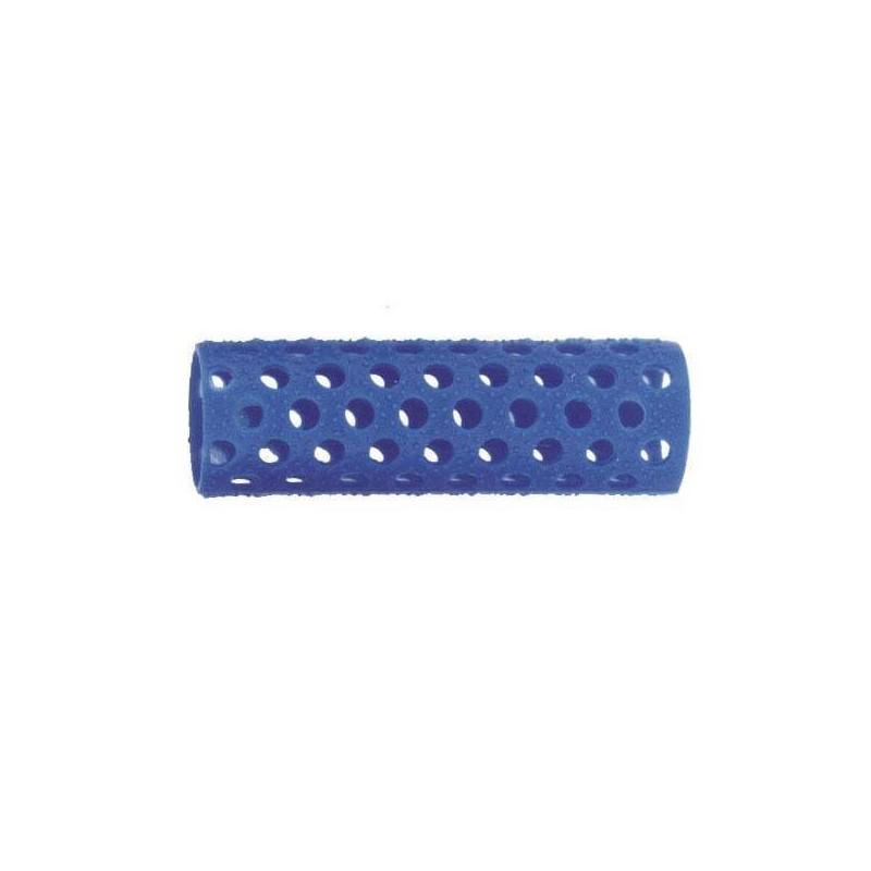 Rulos superfuertes plastico nº 1 (12 pcs) (17 mm)