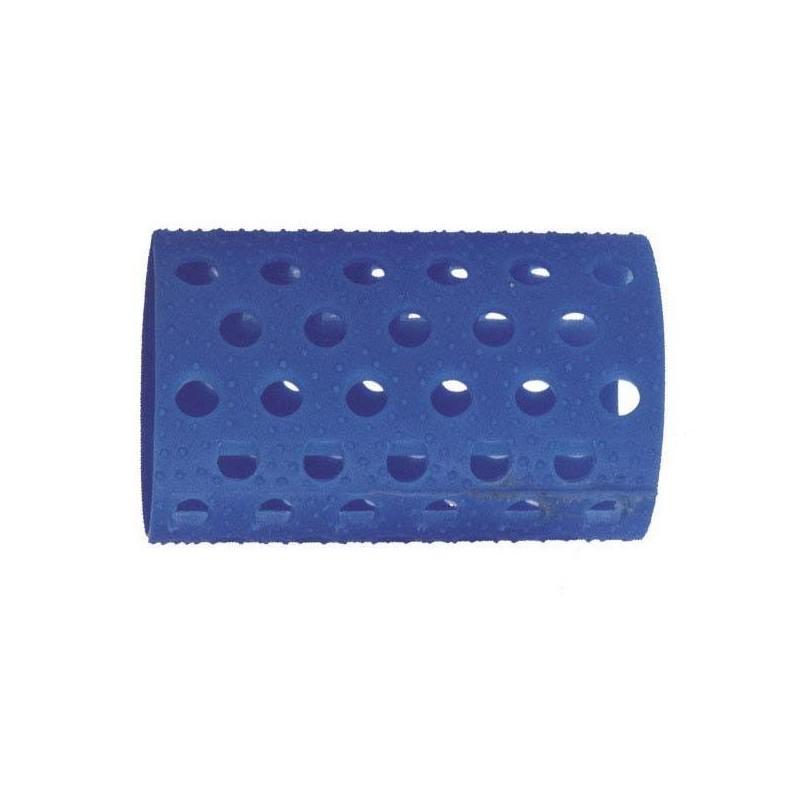 Rulos superfuertes plastico nº 5 (12 pcs) (37 mm)