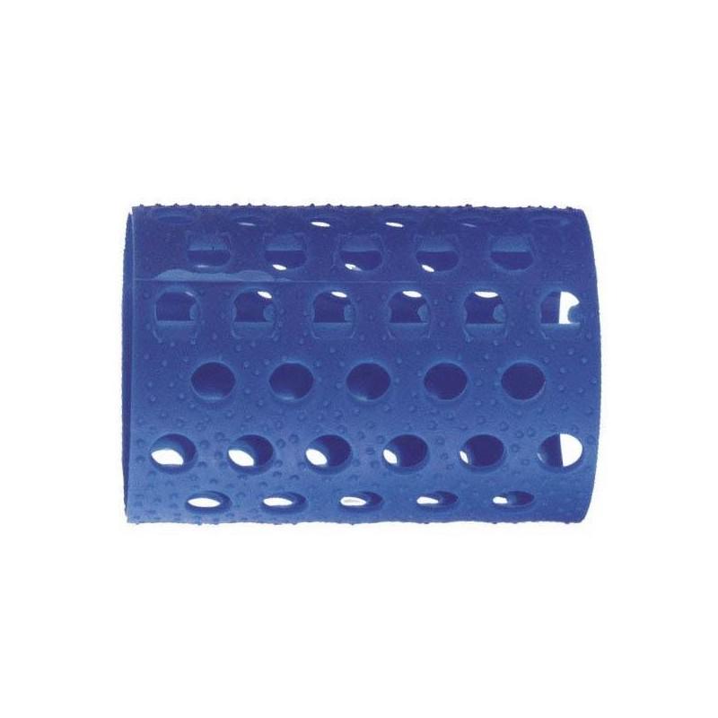 Rulos superfuertes plastico nº 6 (12 pcs) (41 mm)