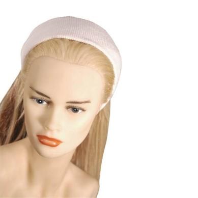 Turbante rizo elastico para maquillaje