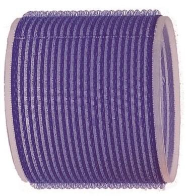 Rulo de velcro 76 mm azul (6 pcs)