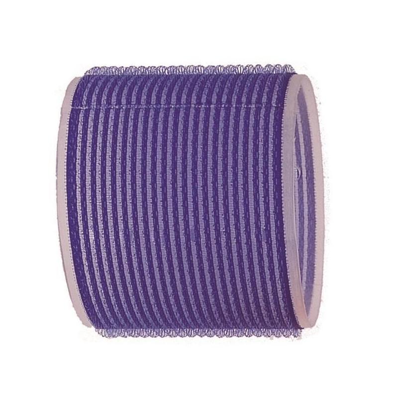 Rulo de velcro 74 mm azul (6 pcs)