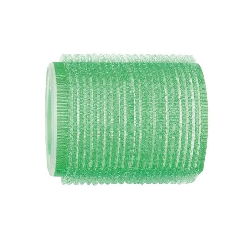 Rulo de velcro 46 mm verde (12 pcs)