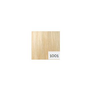 SANGRA Extensiones tejidas Nº 1001 (100 gr.) WEFT