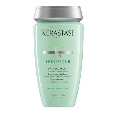 KERASTASE  Specifique Bain divalent. Champu equilibrante para raices grasas 250 ml