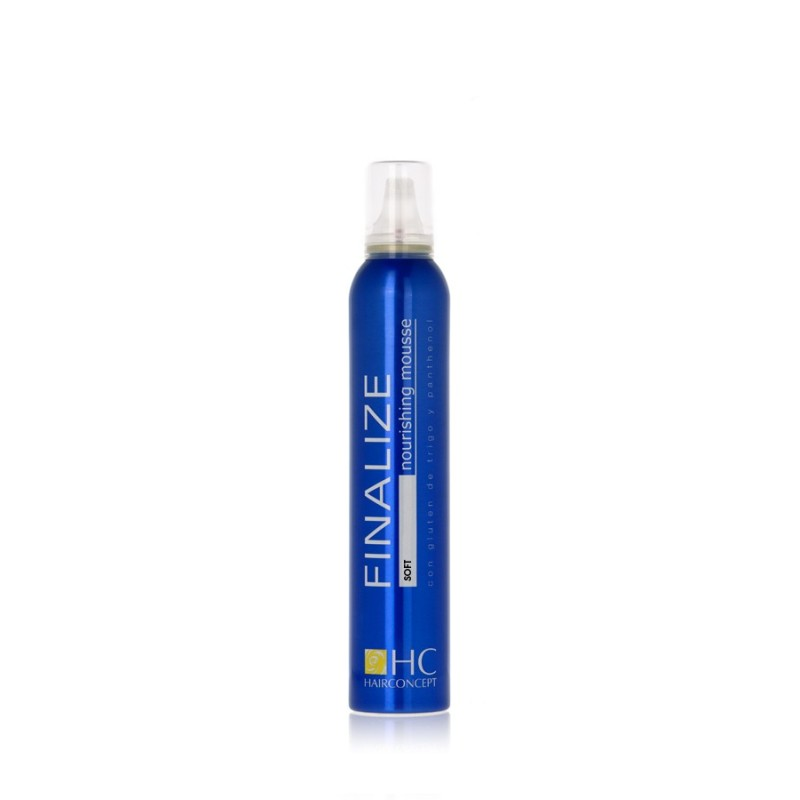 HAIRCONCEPT Nourising mousse soft. Espuma suave 300 ml