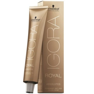 SCHWARZKOPF IGORA ROYAL ABSOLUTES 7-10 RUBIO MEDIO CENIZA NATURAL