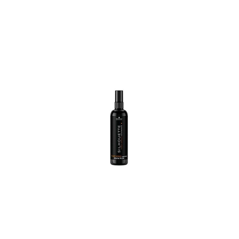 SCHWARZKOPF SILHOUETTE PUMP SPRAY SUPER HOLD  200 ML