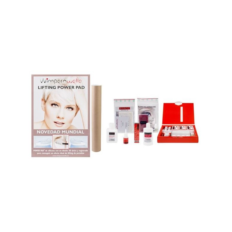 WIMPERNWELLE Lifting Power pad (kit completo)