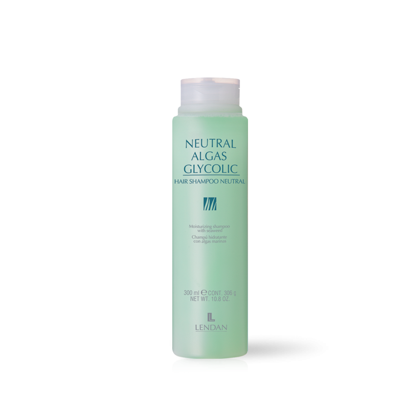 LENDAN Neutral Algas Glycolic, Champu hidratante 300 ml