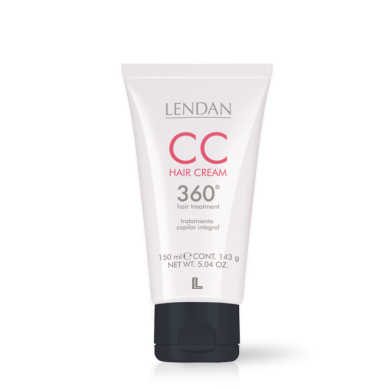 LENDAN CC Hair Cream 360º Mascarilla sin aclarado 150 ml
