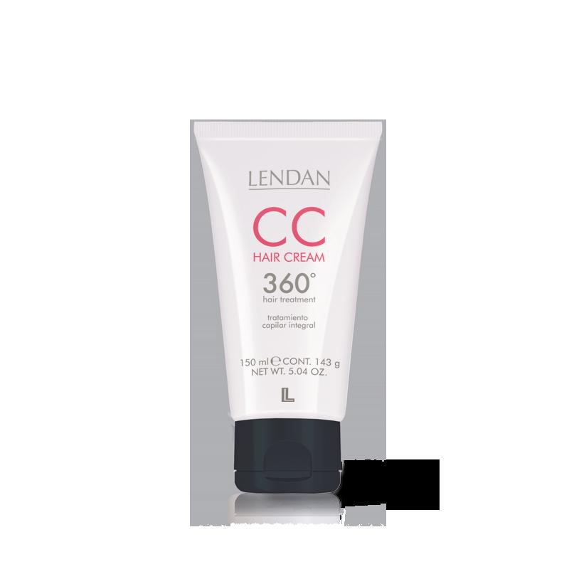 LENDAN CC Hair Cream 360º Mascarilla sin aclarado 150 ml