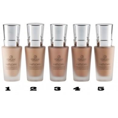 D'ORLEAC Maquillaje de tratamiento fluido MATT&CARE nº 1