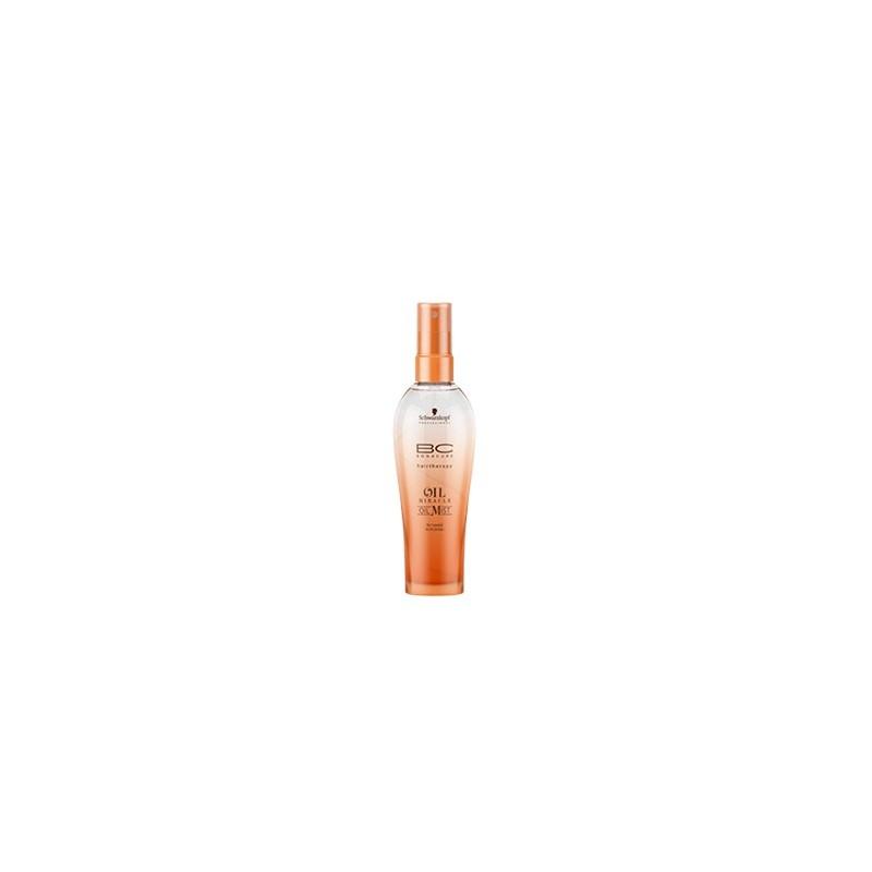 SCHWARZKOPF BC OIL MIRACLE aceite tratamiento de acabado cabello grueso 100 ml
