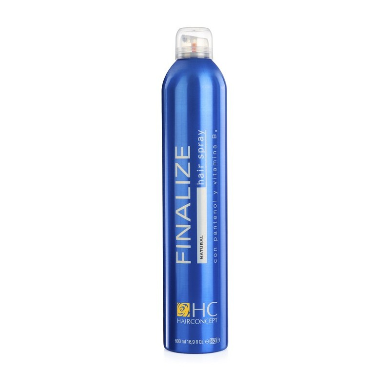 HC Hairconcept Finalize laca natural con brillo 500 ml