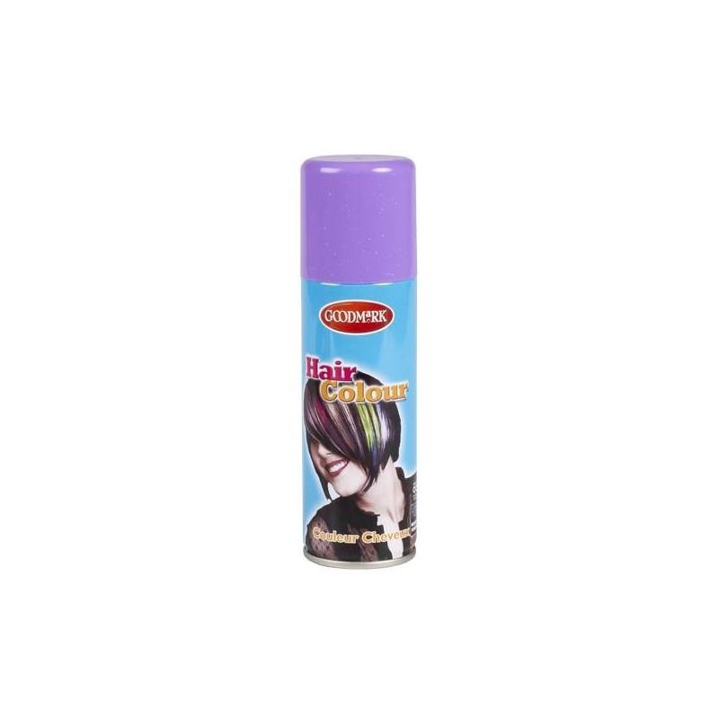 Spray de color amarillo para el pelo 125 ml