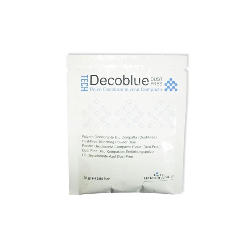 Decoloracion individual en sobres 35 gr DECOBLUE