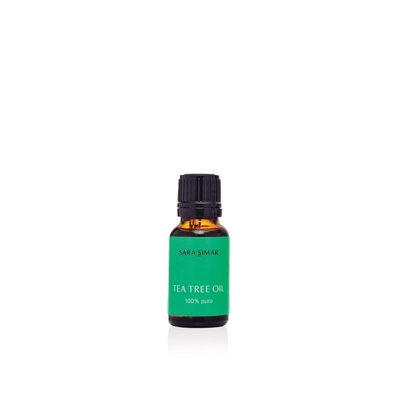 SARA SIMAR Aceite árbol del té puro 100 % 15 ml