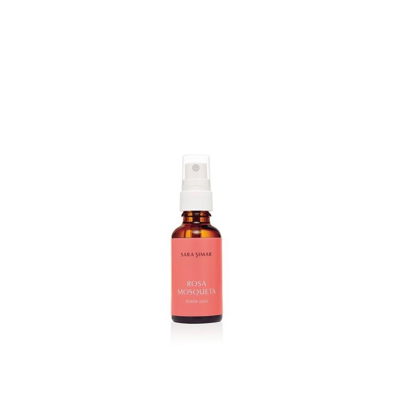 SARA SIMAR Aceite rosa mosqueta 100 % puro 30 ml