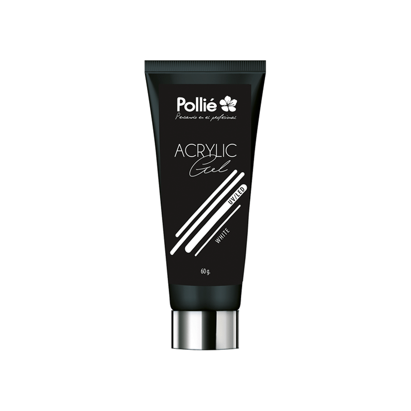 POLLIE ACRYLIC GEL BLANCO 60G