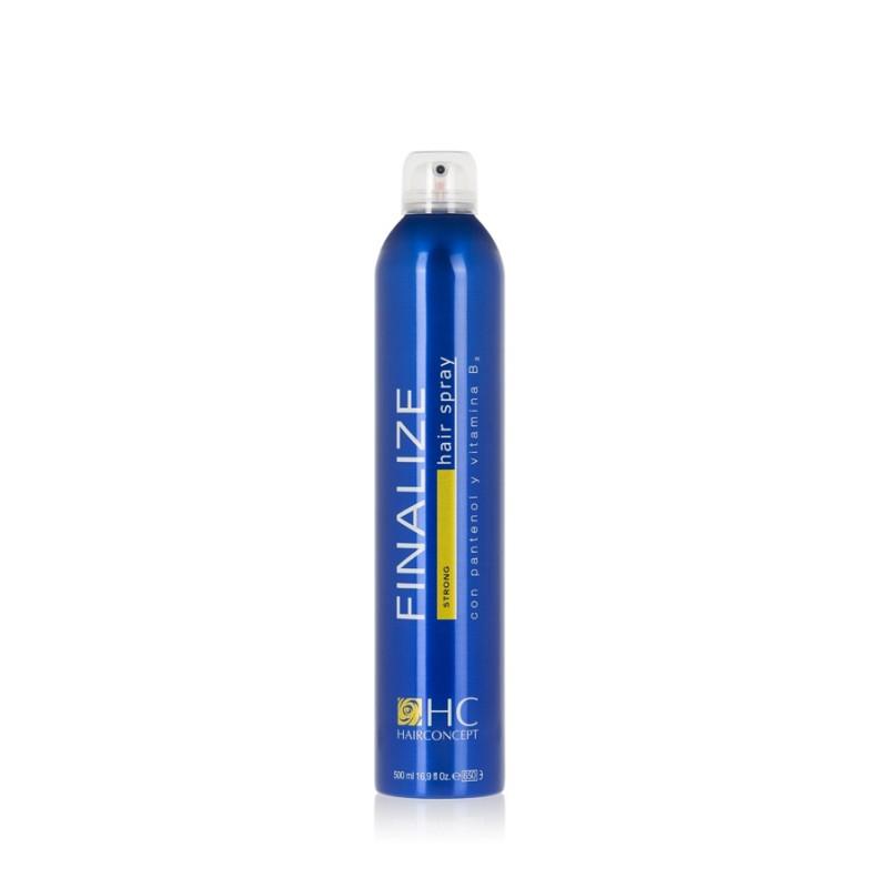 HC Hairconcept Finalize laca profesional de fijación strong 500 ml