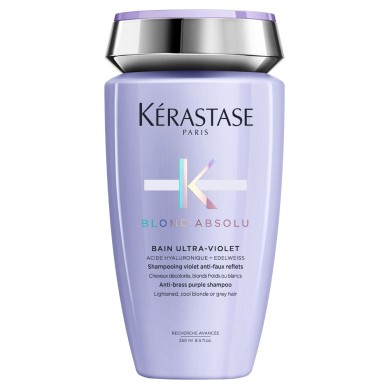 KERASTASE BLOND ABSOLU Bain ultra-violet Champu neutralizante antiamarillo 250 ml