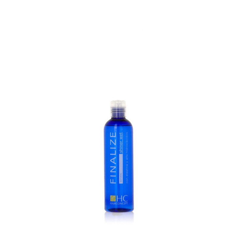 HC Hairconcept Finalize shiner wet, gel efecto húmedo 250 ml