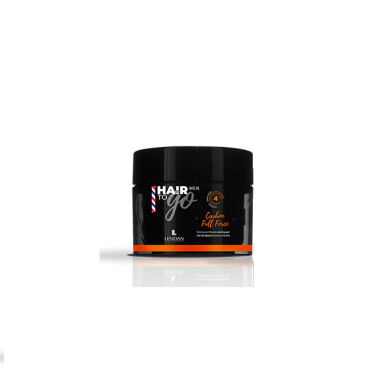 LENDAN HAIR TO GO MEN CARBON FULL FORCE Gel fijador color negro 200 ml