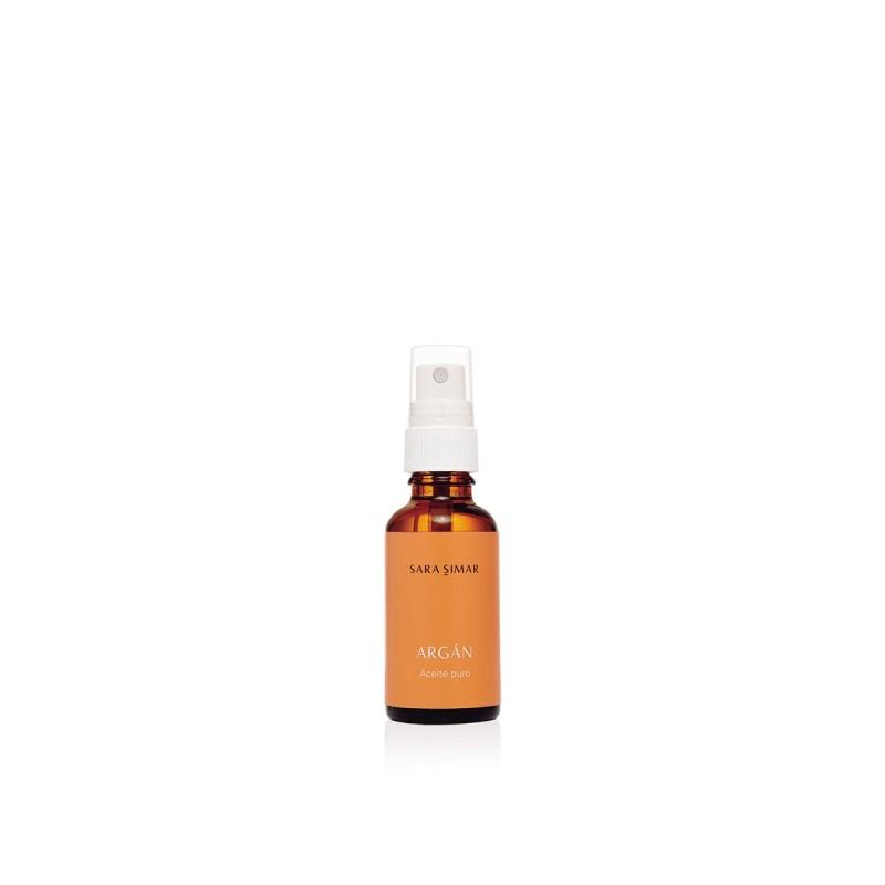 SARA SIMAR Aceite de argán puro 100 % 30 ml