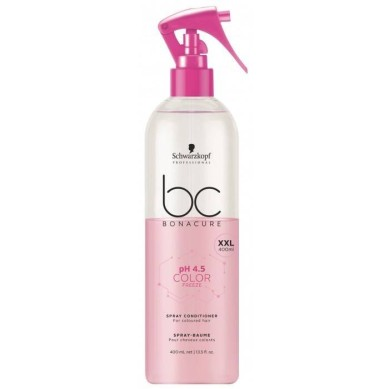SCHWARZKOPF BONACURE COLOR FREEZE spray acondicionador 400 ml