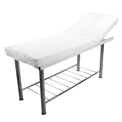 Funda desechable y ajustable para camilla (210 x 80 cm)